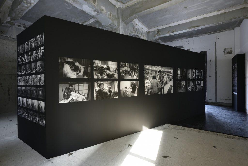 吉田亮人展 / 元・新風館 Copyright:Takuya Oshima/KYOTOGRAPHIE2017