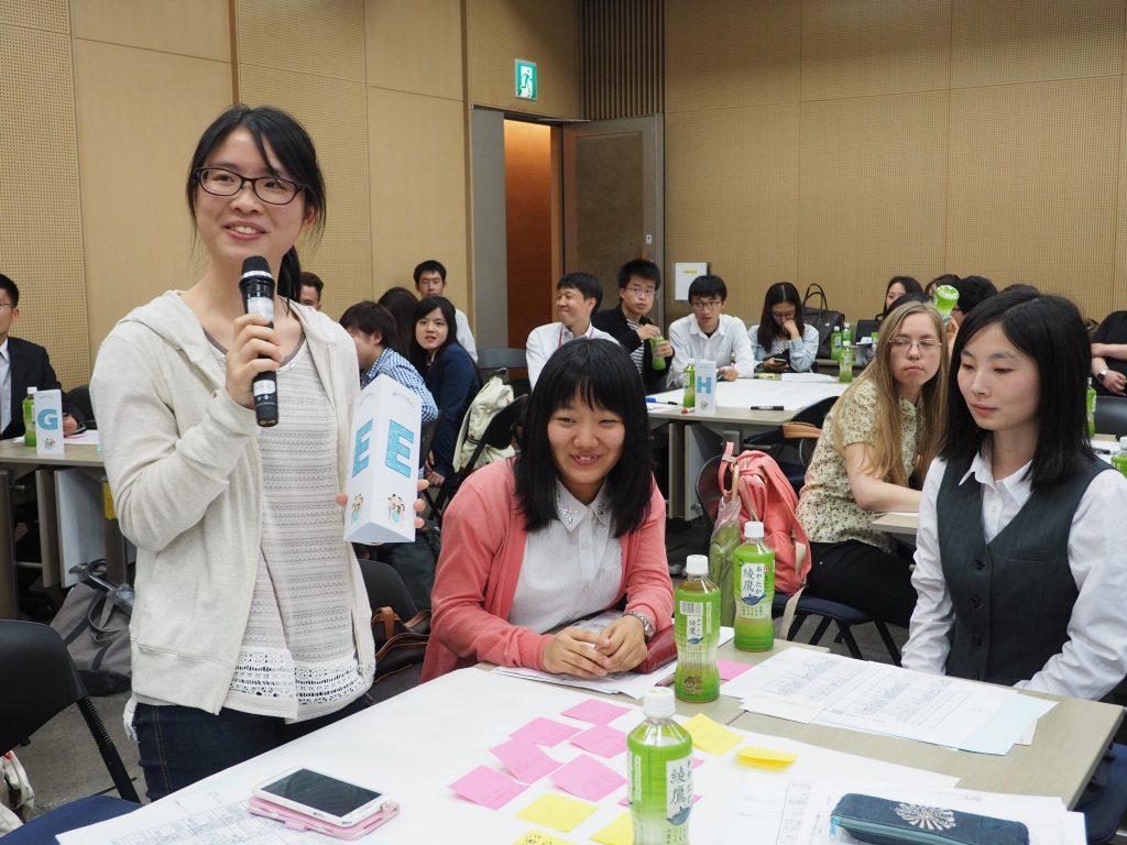 日本企業で働くということ「きっと役に立つ留学生のためのセミナー / ワークショップ」 2016年6月19日開催