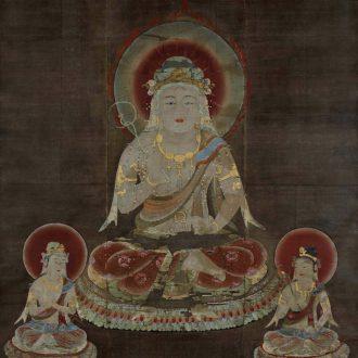 東アジア文化都市2017京都開催記念(2)古画を活かす 保存修復専攻の学び