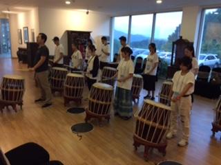 韓国国楽の体験