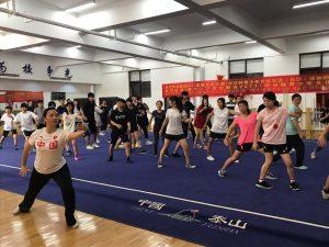 中国武術体験