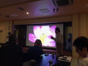 写真加工に関する問題提起を行った,クォン大邱写真作家協会会長